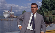 Dr. No - Bond at dock