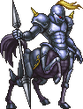 FF4PSP Centaur Knight