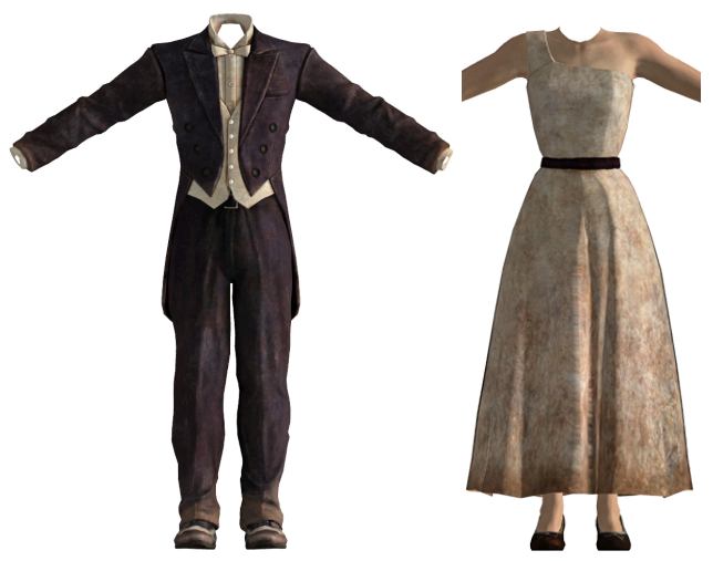 Formal wear the fallout wiki fallout new vegas and more