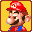 Mario Icon (Mario Kart Super Circuit)