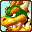 Bowser Icon (Mario Kart Super Circuit)