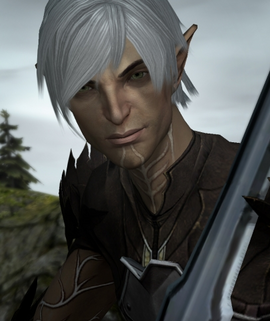 Fenris according to his corporate picture.