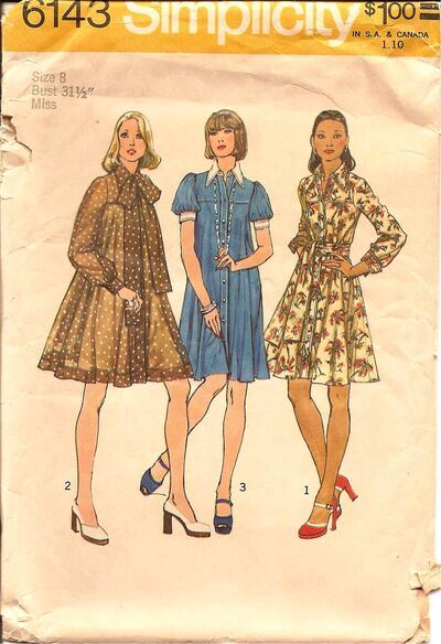 Simplicity 6143
