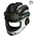 Metal helmet
