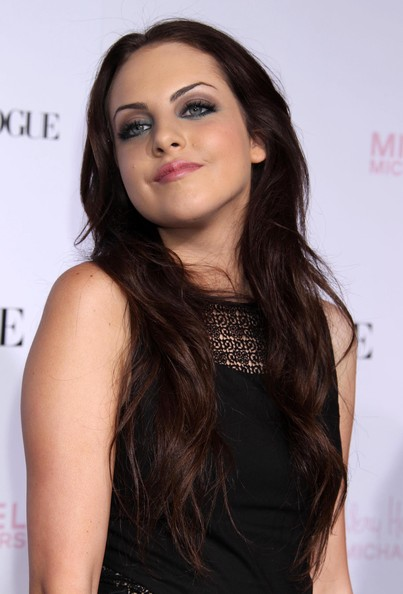 2011 Elizabeth Gillies Hairstyle