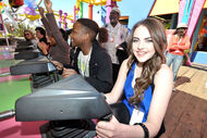 Elizabeth+Gillies+Kevin+Steffiana+James+Make+s-odFmY2rZ4l