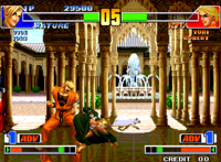 The King of Fighters '98 arcade