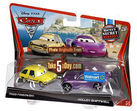 pixar cars 2 diecast. The Cars 2 Diecast thread