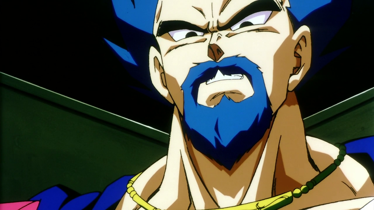King Vegeta   Dragon Ball Wiki