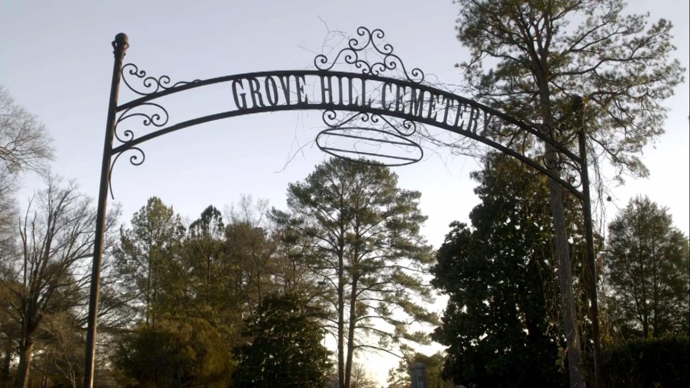 Cemitério de Grove Hill Groovehillcemetary