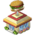 Tofu Burger-icon