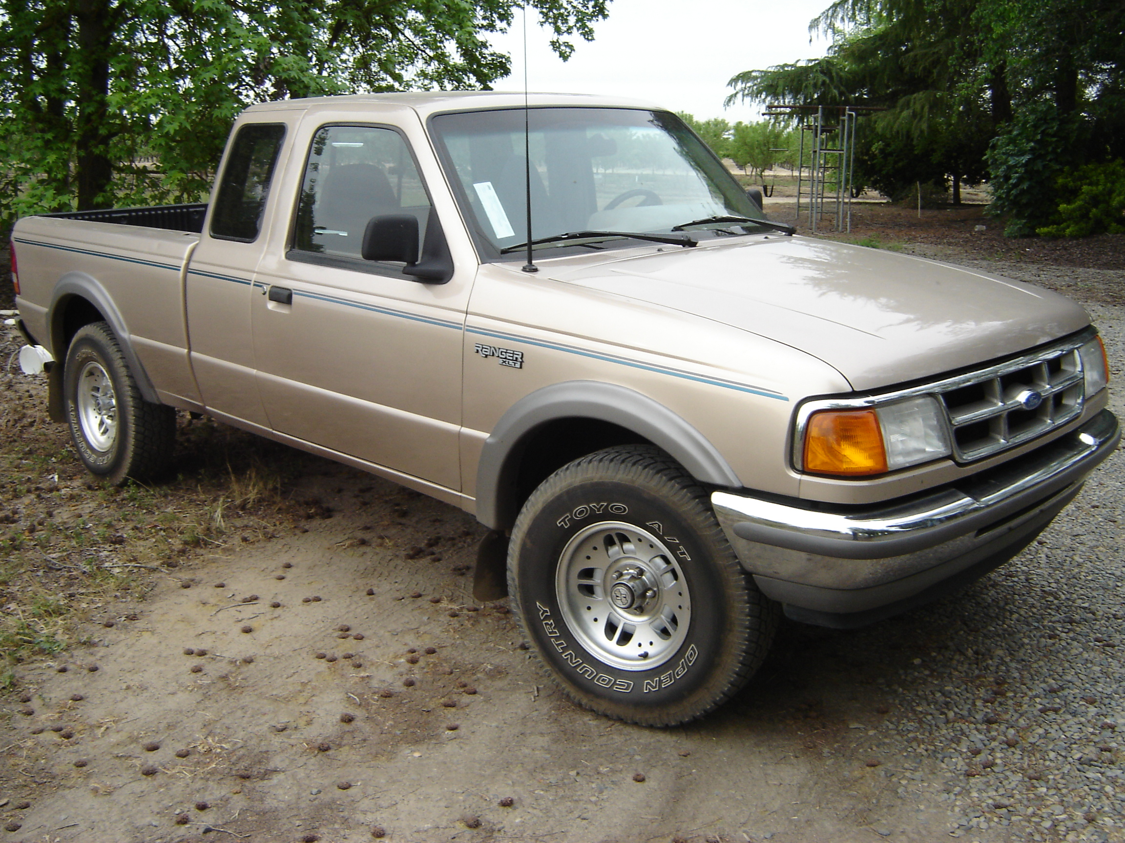 Ford Ranger (North America) - Tractor & Construction Plant Wiki - The ...