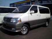 Grand hiace white