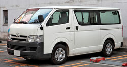 Toyota Hiace H200 505