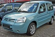 Citroën Berlingo I Facelift front-1