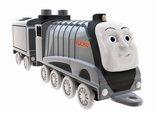 File:MegaBloksSpencer.jpg - Thomas the Tank Engine Wikia