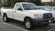 03-06 Toyota Tundra regular cab
