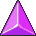 Purple Force Gem (giant)