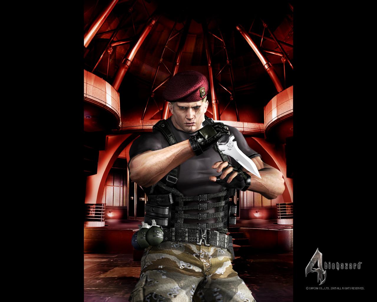 Biohazard 4 (Resident Evil 4) Residentevil4krauser4jl