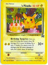 Birthdays Pikachu (WoTC)