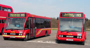 First London OOL53110 and OOS53704