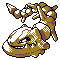 Shiny Steelix Gold