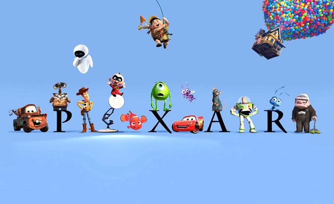 pixar studios logo. Featured on:Pixar Wiki