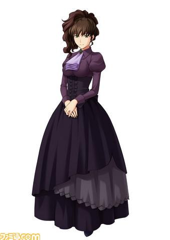 Umineko no Naku Koro Ni Ushiromiya_Natsuhi1