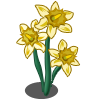 Daffodil (Spring Basket)-icon