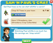 Sam 'n Paul's Chat