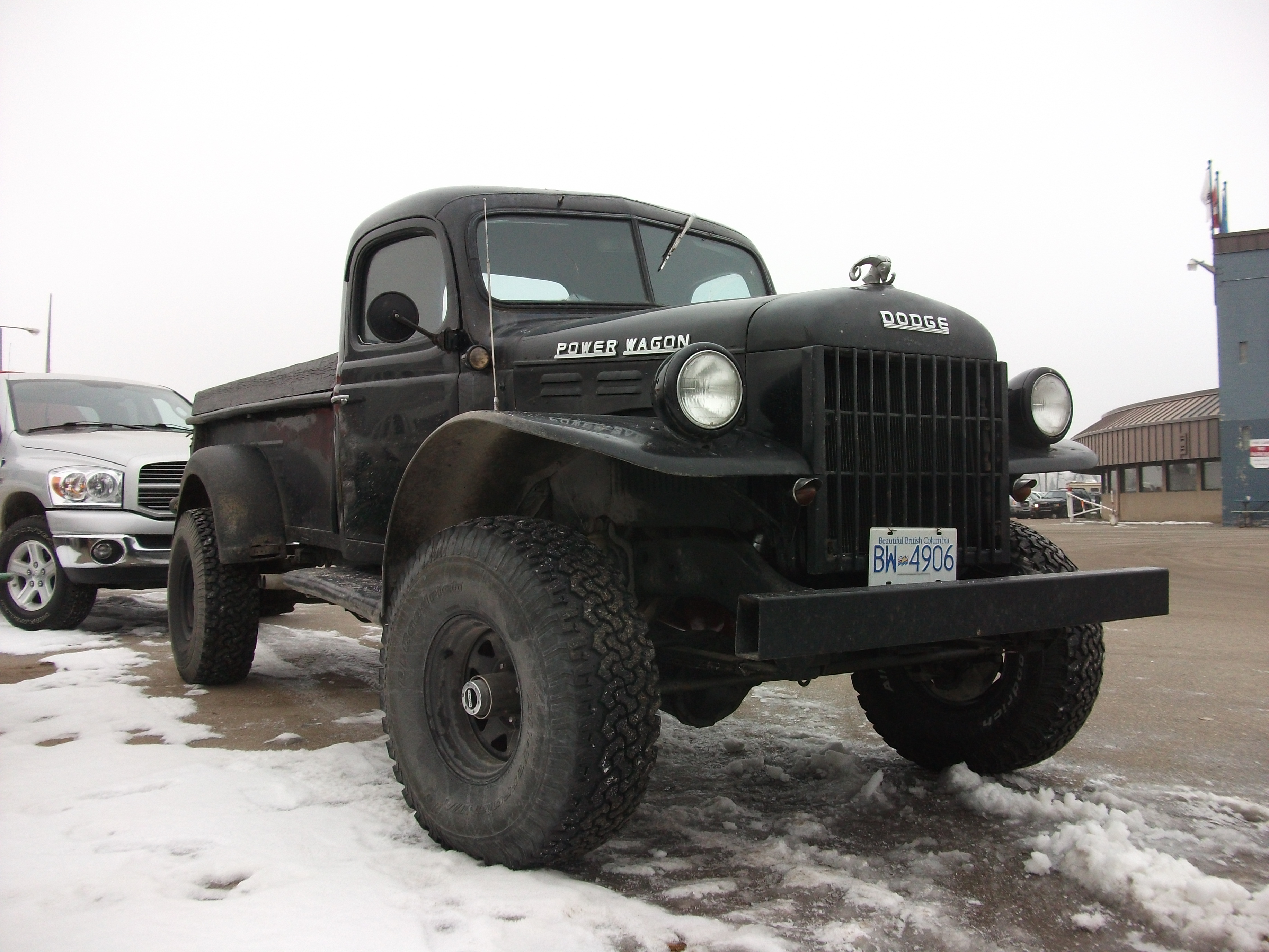 Dodge Power Wagon - Tractor & Construction Plant Wiki - The classic