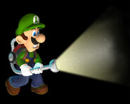 LM Artwork Luigi 3