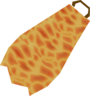 Fire cape detail