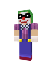 Mr Banjo (Clown) skin