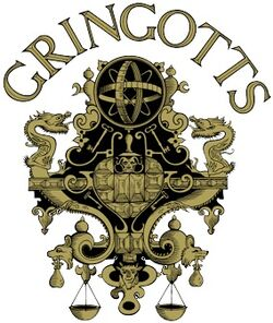 Gringotts blason