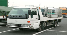 Toyota Dyna Super Low Cab 001
