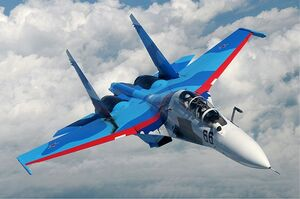 Sukhoi Su-30