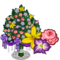 Ribbon Flower Tree-icon