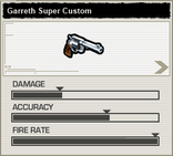 Garreth Super Stats