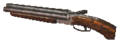 Fo2 Sawed-Off Shotgun
