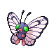 Butterfree M HGSS Shiny