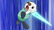 EP691 Oshawott usando Concha Filo
