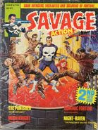 Savage Action Vol 1 2