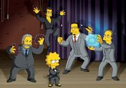 Simpsons The Great Simpsina promo