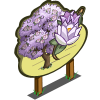 Purple Magnolia Mastery Sign-icon