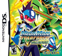 Mega Man Star Force Dragon