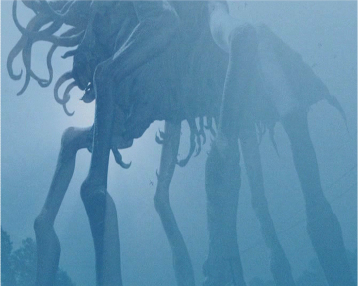 The Behemoth is a gigantic, six-legged creature encountered by the ...