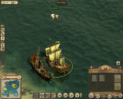 Anno 1404-campaign chapter4 corsairs boarding