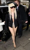 Haus of Gaga/The Fame#Nude sequined panties