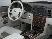 2006 GrandCherokee interiordash